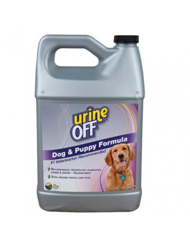 Urine OFF™ Dog Odour & Stain Remover Gallon (3.8 Litres)