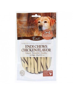 Endi MIlk and Chicken Flavour Twists 250 gms