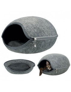 Trixie Germany Luna Cuddly Cave Bed