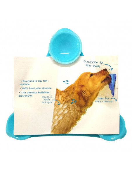 Pets Empire Dog Bath Buddy Lick Pad