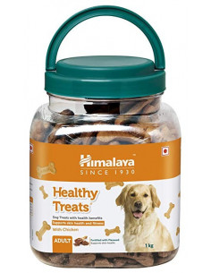 Himalaya Healthy Chicken Treats For Puppies 1 Kg