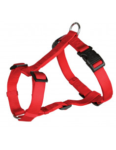 """Trixie Classic Harness - Large - 30"""" - 39""""/25 mm - Red"""
