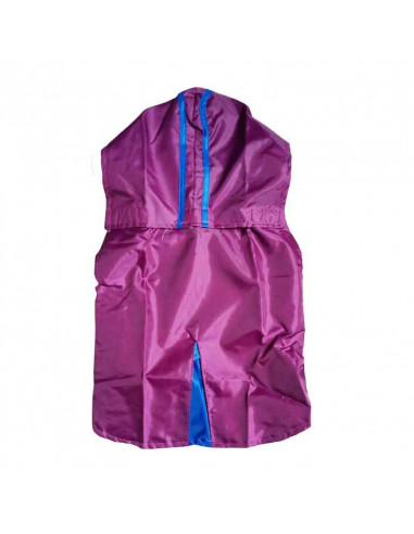 Pawzone Rain Coat For Dog purple