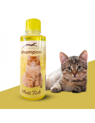 Pets Empire Anti-Tick Shampoo For Small & Large Breed Cats