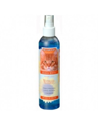 Bio-groom Klean Kitty Waterless Shampoo 236ml
