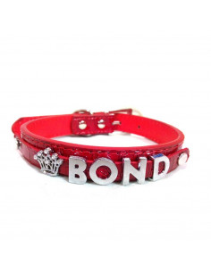 Pawzone Dog Customized Collars Plain