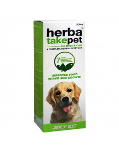 Sky-Ec Herba Take Pet Improves Appetite Stimulate For Dog
