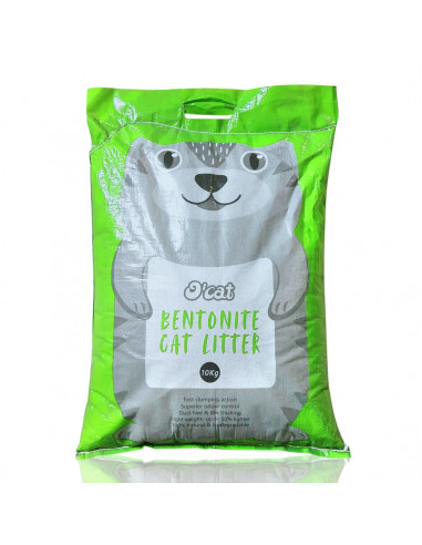 Pets Empire O'Cat Bentonite Cat Litter - 10 Kg