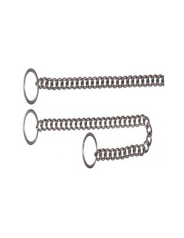"""Trixie Choke chain, stainless steel, 23""""/2.5 mm"""