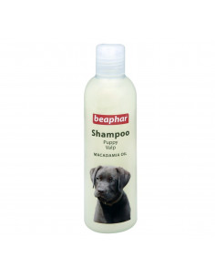 Beaphar Macadamia Oil Puppy Shampoo, 250 ml