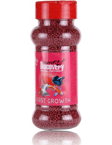 Taiyo Pluss Discovery Xtream Fast Growth Fish Food, 100gm