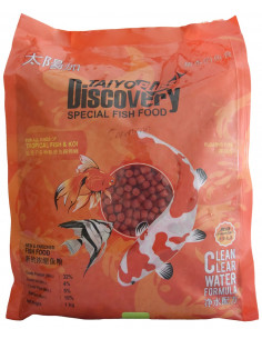 AQUARIUM FEED TAIYO PLUS DISCOVARY SPECIAL FISH FOOD 5mm(1kg)