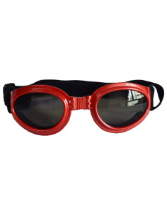 Pawzone White Dog Goggles-L