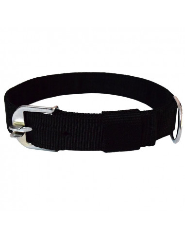 Pawzone  Collar Black for Dogs