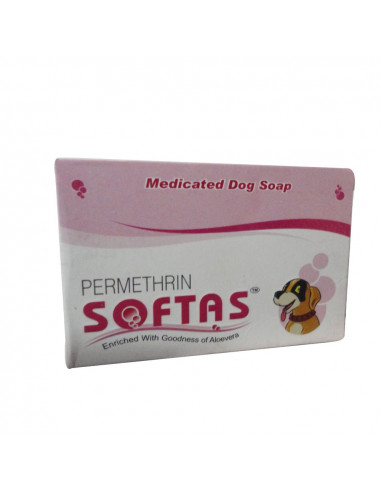 Softas Dog Soap Pack of 5