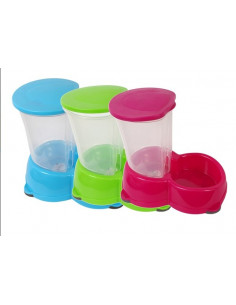 Pet Brands Auto Food Feeding Bowl 1.5L