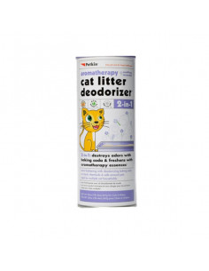 Petkin Cat Litter Deodorizer Lavender  576 gms