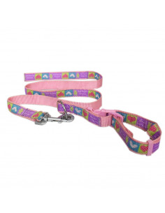 Pawzone Pink ALways Loving You Collar