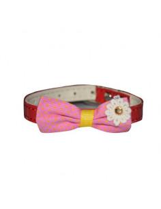 Pawzone Adjustable Flower Cat Collars