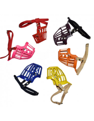 Pawzone  Imported Muzzle ( Color May Vary )