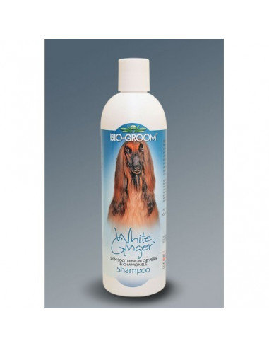 Biogroom White Ginger Natural Scent Shampoo 355ml