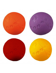 Trixie Natural Rubber Bouncy Ball for Dogs