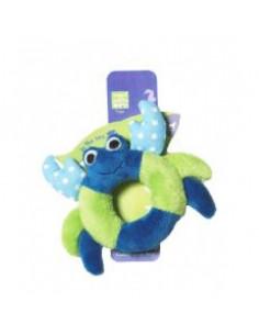 Cuddly Crab Ring Plush Toy 14 cm