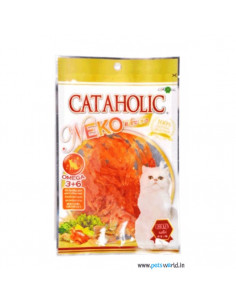 Neko Cat Soft Chicken Jerky Sliced 30 gm