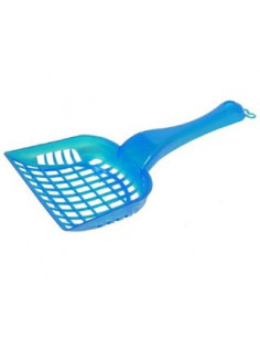 PET BRAND Translucent litter scoop