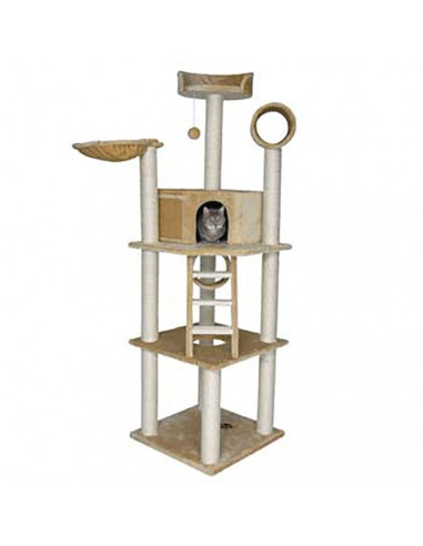 Trixie, Montilla Scratching Post, Area 60x60cm, Height 78inch