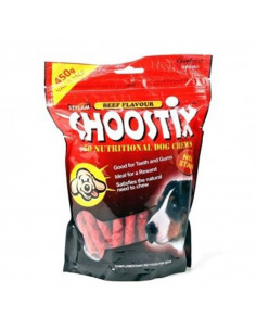 Choostix Beef Dog Treats
