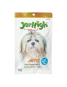 Jerhigh Carrot Stix Dog Treats, 70g