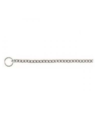 Trixie Choke Chrome Chain, 660 mm/3.0 mm