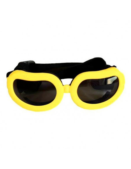 Pawzone White Dog Goggles-L