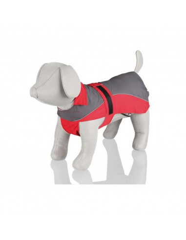 Trixie Lorient Dog Raincoat, Small, Length 16 inches