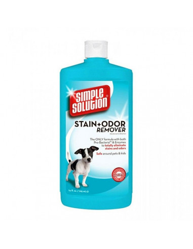 SS Dog Stain & Odor Remover 4 Litre Pack