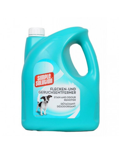 Simple Solution Dog Stain & Odor Remover 4 litres