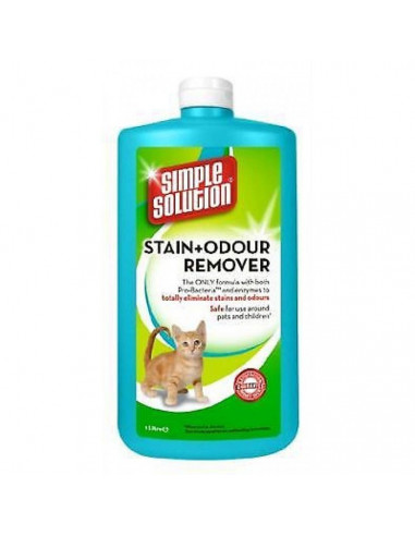 Bramton Simple Solution Cat Stain & Odor Remover 1000 ml