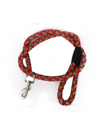 PAWZONE Double color DOG ROPE LEASH 18MM